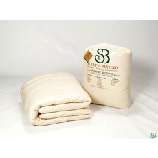 Sleep & Beyond Organic Merino Wool Comforter Full/Queen Size Comforter