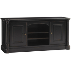 Sligh Breckenridge Summit TV Console in Weathered Black