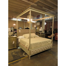 Clearance Caracole Over The Top King Canopy Bed