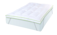 Memory Loft Deluxe Mattress Topper by Soft-Tex