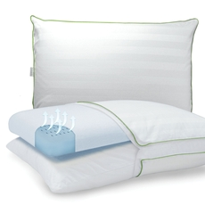 Soft-Tex Dual Comfort Supreme Gusseted Bed Pillow