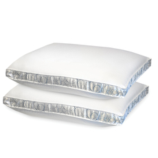 Soft-Tex Extra Firm Density Pillow 2 Pack