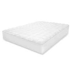 Soft-Tex GEL Fiber Luxury Top Loft Mattress Pad
