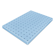 Soft-Tex Supreme 2'' Ventilated Memory Foam Topper