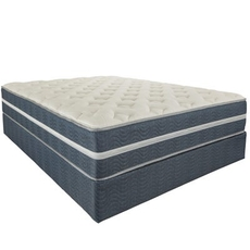 King Southerland American Sleep Grant Plush 14 Inch Mattress