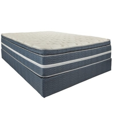 Full Southerland American Sleep Grant Super Pillow Top 14.75 Inch Mattress