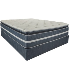 King Southerland American Sleep Truman Pillow Top 14.25 Inch Mattress