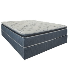 King Southerland American Sleep Washington Pillow Top 12.25 Inch Mattress