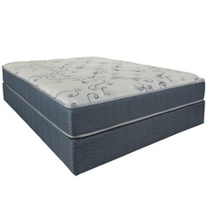 King Southerland American Sleep Washington Plush 11.5 Inch Mattress