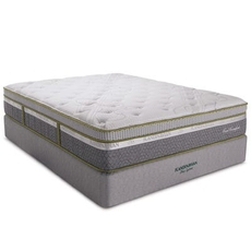 King Southerland Scandinavian Cool Comfort Plush Mattress