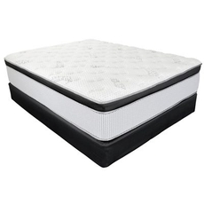 Full Southerland Thermo Blance Radiance Luxury Firm 16.5 Inch Mattress