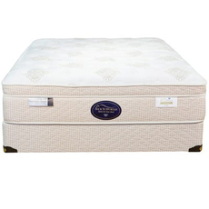 Full Spring Air Back Supporter Perfect Balance Alexis Euro Top Mattress