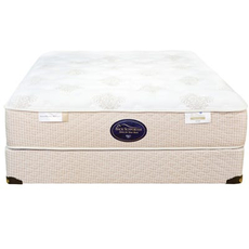 Full Spring Air Back Supporter Perfect Balance Alexis Plush Mattress