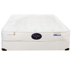 Full Spring Air Back Supporter Value Anchor Bay Plush Mattress