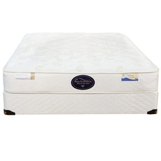 King Spring Air Back Supporter Value Anchor Bay Plush 10 Inch Mattress
