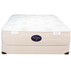 Full Spring Air Back Supporter Perfect Balance Angelica Plush Mattress