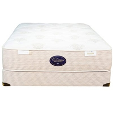 Queen Spring Air Back Supporter Perfect Balance Angelica Plush 14 Inch Mattress