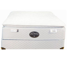 Full Spring Air Back Supporter Four Seasons Athena Firm Pillowtop Mattress