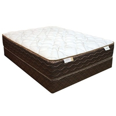 Full Spring Air Back Supporter Saint Lucia Firm 10 Inch Mattress