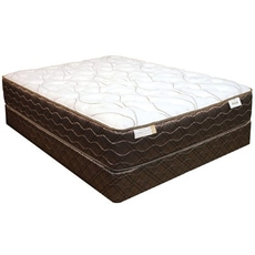 Twin Spring Air Back Supporter Saint Pierre Plush Mattress