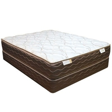 King Spring Air Back Supporter Saint Tropez Firm 14 Inch Mattress