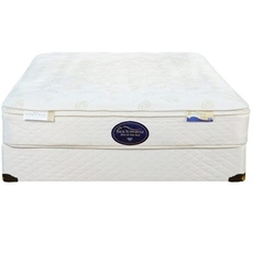 Queen Spring Air Back Supporter Value Camilla Euro Top Mattress