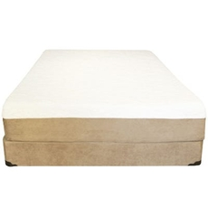 Queen Spring Air Exquisite Gel Memory Foam Mattress