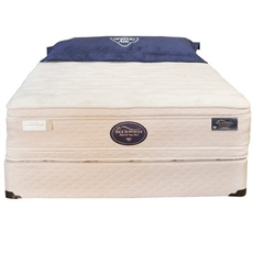 Cal King Spring Air Hotel & Suites Collection VIP Grand Estate Double Sided Euro Top 15 Inch Mattress