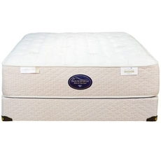 Full Spring Air Back Supporter Perfect Balance Isabella Firm 13.5 Inch Mattress