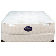 Full Spring Air Back Supporter Perfect Balance Isabella Plush Mattress