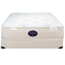 Queen Spring Air Back Supporter Perfect Balance Isabella Plush Mattress