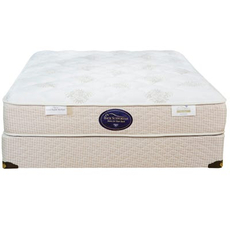 Full Spring Air Back Supporter Perfect Balance Savannah Firm Mattress