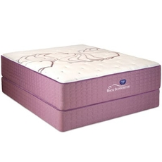 Queen Spring Air Sleep Sense Hybrid Plus Level II Cushion Firm 14 Inch Mattress