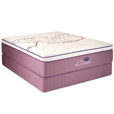 King Spring Air Sleep Sense Hybrid Plus Level IV Luxury Firm Euro Top Mattress