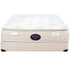 Full Spring Air Back Supporter Perfect Balance Sophia Pillow Top Mattress