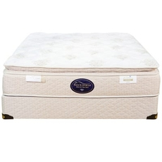 Queen Spring Air Back Supporter Perfect Balance Sophia Pillow Top 13 Inch Mattress