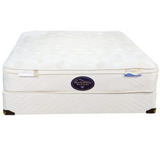 Full Spring Air Back Supporter Value Wilshire Euro Top Mattress