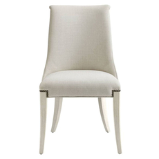 Stanley Coastal Living Oasis Wilshire Host Chair in Oyster Finish