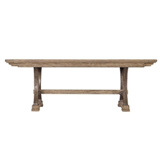 Stanley Coastal Living Resort Shelter Bay Table in Weathered Pier