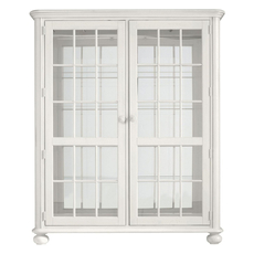 Stanley Coastal Living Retreat Newport Storage Cabinet in Saltbox White