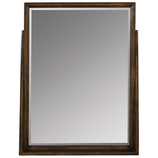 Stanley Santa Clara Mirror in Burnished Walnut Finish