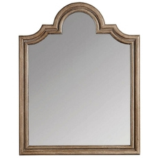Stanley Wethersfield Estate Mirror in Brimfield Oak Finish
