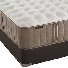 Queen Stearns & Foster Estate Addison Grace Luxury Cushion Firm Mattress + FREE Germ Guardian