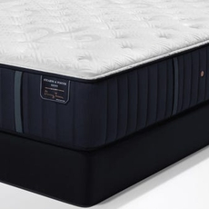 Split Cal King Stearns and Foster Estate Hurston Luxury Cushion Firm Mattress + FREE $200 Visa Gift Card