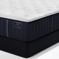 Stearns and Foster Estate Hurston Luxury Firm 14 Inch King Mattress Only SDMB062015 - Scratch and Dent Model ''As-Is''