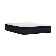 Split Cal King Stearns and Foster Estate Hurston Luxury Firm Euro Pillow Top 14.5 Inch Mattress + FREE $200 Visa Gift Card