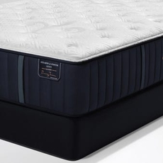 Stearns and Foster Estate Hurston Luxury Plush 14 Inch Queen Mattress Only SDML111917 - Scratch and Dent Model ''As-Is''