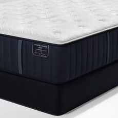Stearns and Foster Estate Rockwell Luxury Firm 14.5 Inch King Mattress Only SDML012013 - Scratch and Dent Model ''As-Is''
