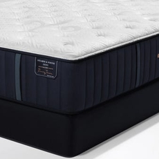 Split Cal King Stearns and Foster Estate Rockwell Luxury Plush 14.5 Inch Mattress + FREE $200 Visa Gift Card