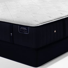 Stearns and Foster Lux Estate Cassatt Luxury Ultra Firm 13.5 Inch Queen Mattress Only SDMB022010 - Scratch and Dent Model ''As-Is''